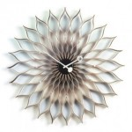 George Nelson Sunflower Clock from Vitra