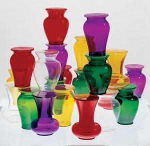 "Vasen ""La Bohème"" von Kartell"
