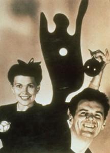 Ray und Charles Eames (Bildquelle: www.designmuseum.org)
