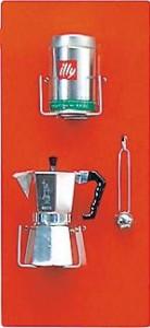 Espressohalter aus der Erika-Serie von Moormann