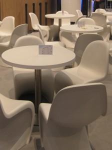 Panton Chairs von Vitra