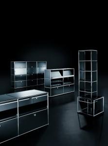 USM Haller Möbelserie - ein Muss für moderne und zweckmäßige Büros