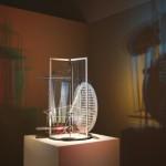 """Lichtspiel von László Moholy-Nagy, gesehen in der neuen """"Sammlung Bauhaus"""", Bauhaus Archiv Berlin"""