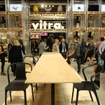Belleville Table and Chair by Ronan & Erwan Bouroullec for Vitra, as seen at Milan Furniture Fair 2015