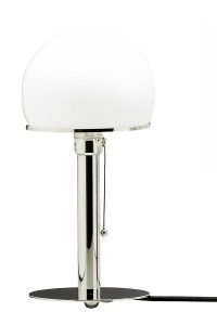 Wa 24 Bauhaus Lamp By Wilhelm Wagenfeld Tecnolumen Smow Blog