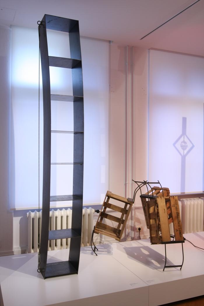 Schrill-Bizarr-Brachial-Das-Neue-Deutsche-Design-der-80er-Jahre-Bröhan-Museum-Berlin-Pentagon-Wolfgang-Laubersheimer-Detlef-Meyer-Voggenreither