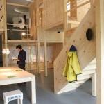 Urban Forest by Kolabs and Atelier Bow-Wow, as seen at Wohnungsfrage, Haus der Kulturen der Welt Berlin