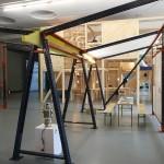 Retrofit-Gecekondu by Kotti & Co Estudio Teddy Cruz + Forman, as seen at Wohnungsfrage, Haus der Kulturen der Welt Berlin