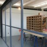 Teilwohnung by Stille Straße 10 + Assemble, as seen at Wohnungsfrage, Haus der Kulturen der Welt Berlin
