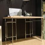 Ein sehr kleiner Tisch dank Egon von Alexander Seifried, gesehen bei Richard Lampert @ IMM Cologne 2016