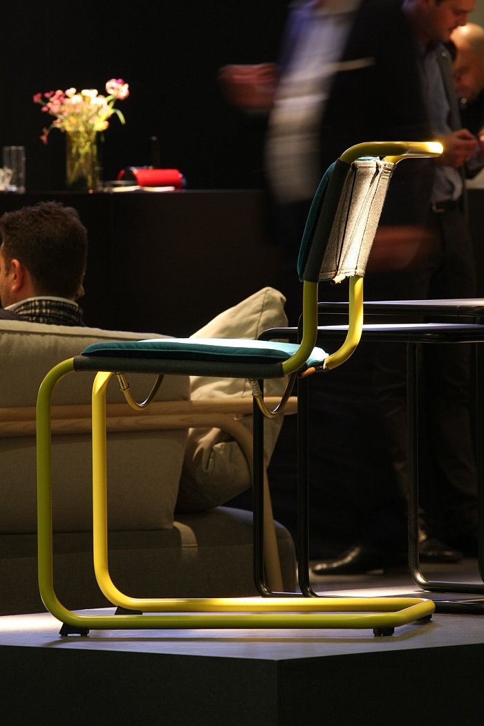 S 33 N, from the Thonet All Seasons Collection, as seen at IMM Cologne 2016