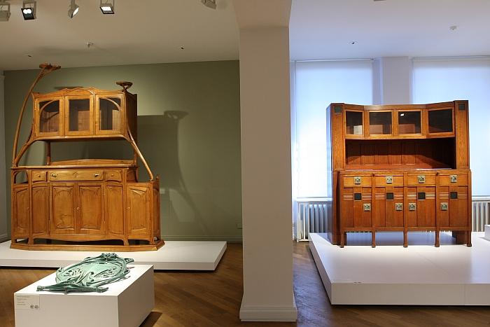deutschland gegen frankreich der kampf um den stil 1900. Black Bedroom Furniture Sets. Home Design Ideas
