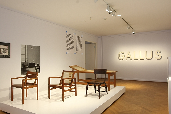 Furniture For Neue Frankfurt By Ferdinand Kramer, As Seen At Germany Versus  France. The