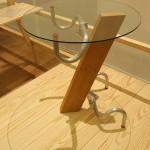 Handlebar Table von Jasper Morrison @ Thingness, Museum für Gestaltung Zürich