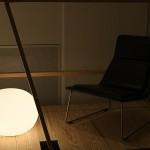 Low Pad chair für Cappellini & Glo-Ball für Flos von Jasper Morrison @ Thingness, Museum für Gestaltung Zürich