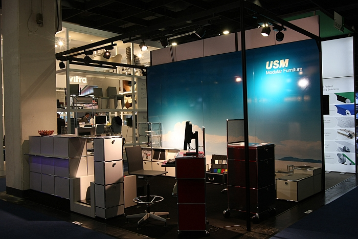 USM Airportsystems at Passenger Terminal Expo 2016 Cologne