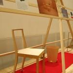 Plywood chair von Jasper Morrison für Vitra @ Thingness, Museum für Gestaltung Zürich