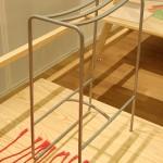 Slatted Stool von Jasper Morrison @ Thingness, Museum für Gestaltung Zürich