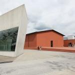 Das Vitra Feuerwehrhaus von Zaha Hadid und das Vitra Schaudepot von Herzog & de Meuron