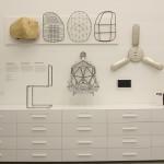 Möbel aus Metall von Charles & Ray Eames, Mart Stam, Konstantin Grcic und Oskar Zieta, gesehen im Vitra Schaudepot