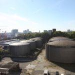 Das vorgeschlagene Gelände für die WerkBundStadt Berlin