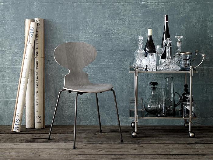 Die Ameise 3101 – Limited Edition von von Arne Jacobsen für Fritz Hansen