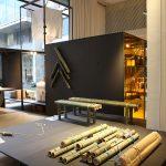 Soba von Stefan Diez ür Japan Creative, @ FULL HOUSE: Design by Stefan Diez, Museum für Angewandte Kunst Köln