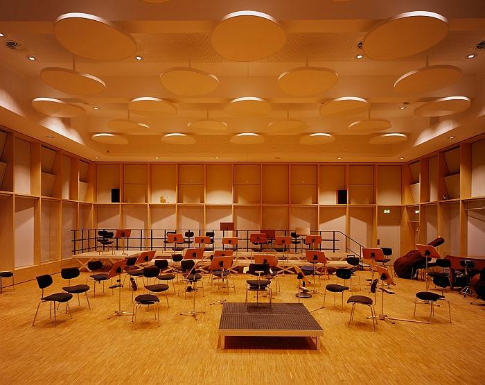 Festhalle Harmonie Heilbronn, (Photo Wilde+Spieth)