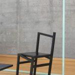 9.5 chair von Rasmus B. Fex, Much More Than One Good Chair. Design & Gesellschaft in Dänemark @ Felleshus Berlin