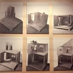 Documentation of two storey US Forest Products Laboratory house being constructed in 1936