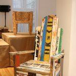 Palmarin Chair Ramon Llonch/Artlantique, gesehen bei Pure Gold. Upcycled! Upgraded!, Museum für Kunst Gewerbe Hamburg