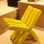 Starfish Chair von Wang Shumao, gesehen bei Pure Gold. Upcycled! Upgraded!, Museum für Kunst Gewerbe Hamburg