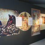 """Darstellungen des Lebens nach dem Tod, gesehen bei """"Tod & Ritual - Kulturen von Abschied und Erinnerung"""", Staatliches Museum für Archäologie Chemnitz"""