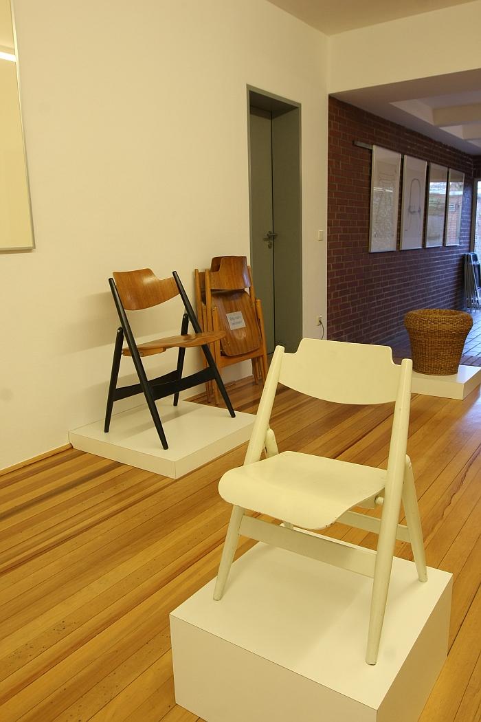 Der Stuhl Des Architekten Sitzmöbel Von Egon Eiermann Ungers Archiv