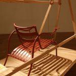 """Thinking Man's Chair, gesehen bei """"Jasper Morrison - Thingness"""" @ Grassimuseum für Angewandte Kunst Leipzig"""