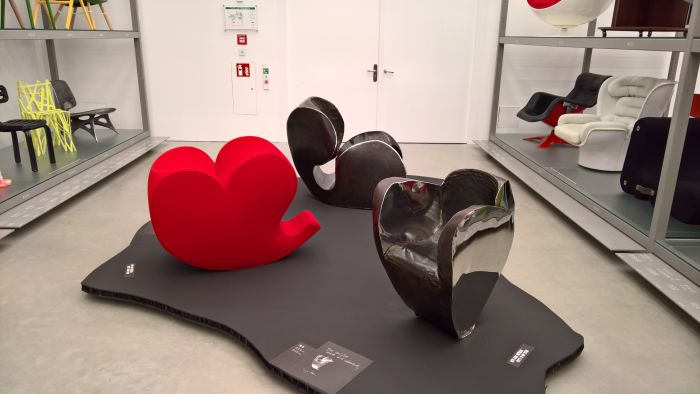 Ron Arad: Yes to the Uncommon! im Vitra Design Museum Schaudepot ...