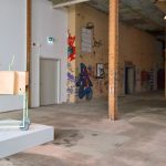 """Streetplastic von Stefanie Rittler, gesehen bei """"New Urban Production"""", Halle 14, Leipzig"""