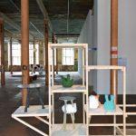 "Line 011 Creative Factory/ UnPacking von Itay Ohaly, gesehen bei ""New Urban Production"", Halle 14, Leipzig"