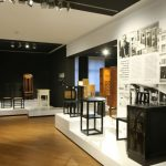 Josef Hoffmann and Charles Rennie Mackintosh, as seen at From Arts and Crafts to the Bauhaus. Art and Design - A New Unity, The Bröhan Museum Berlin
