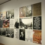 The Bröhan Museum mood board, as seen at From Arts and Crafts to the Bauhaus. Art and Design - A New Unity, The Bröhan Museum Berlin