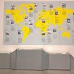 Internationale Neue Heimat Projekte, gesehen bei Die Neue Heimat (1950 - 1982) Eine sozialdemokratische Utopie und ihre Bauten, Architekturmuseum der TU München