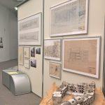 Modelle und Skizzen für die Documenta Urbana Kassel 1982, gesehen bei Die Neue Heimat (1950 - 1982) Eine sozialdemokratische Utopie und ihre Bauten, Architekturmuseum der TU München