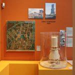 """Gujarat State Fertilizer and Chemicals Township, Vadodara, """"Balkrishna Doshi. Architektur für den Menschen"""", Vitra Design Museum"""