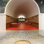 """Inside Sangath, """"Balkrishna Doshi. Architektur für den Menschen"""", Vitra Design Museum"""