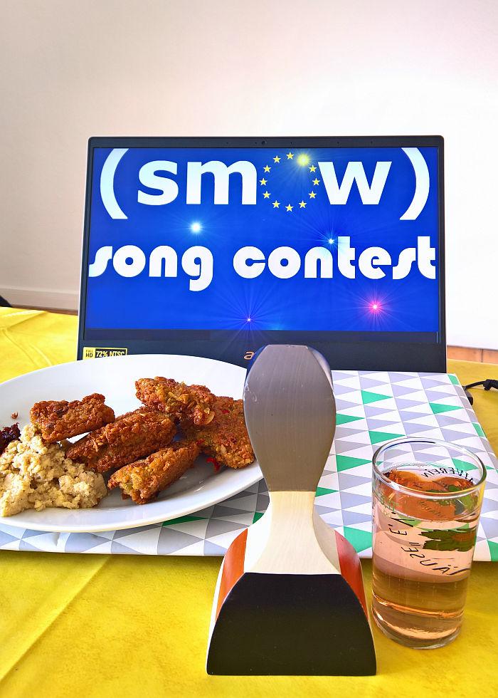 Falafel, Hummus, Livestream….. smow Song Contest 2019