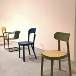 Works by Konstantin Grcic, Robert Stadler & Sebastian Herkner, as seen at Thonet & Design, Die Neue Sammlung - The Design Museum, Munich