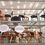 Wie ist der Name? Eero Saarinen & Charles Eames