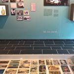 """Von Le Corbusier gesammelte Postkarten, gesehen bei """"Mon univers"""", Pavillon Le Corbusier, Zürich."""