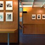 Fotos von Le Corbusier von René Burri, im Pavillon Le Corbusier, Zürich