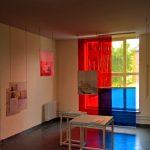 """Präsentation des Ausstellungsdesigns für """"Shaping everyday life Bauhaus modernism in the GDR"""" im Dokumentationszentrum Alltagskultur der DDR Eisenhüttenstadt"""
